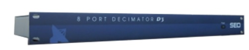 Decimator D3 Spectrum Analyzer